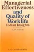 Management Effectiveness And Quality Of Worklife