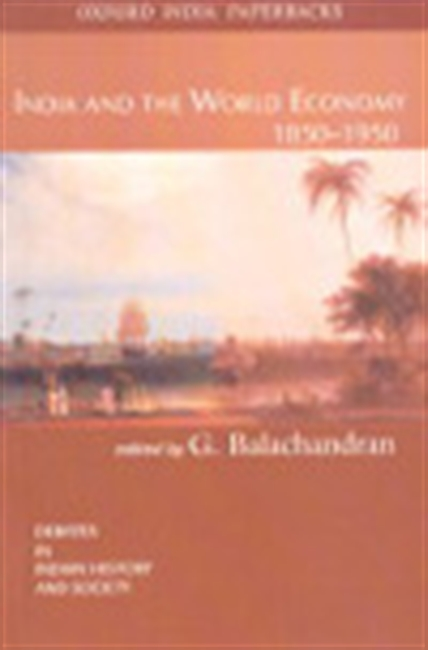 India And The World Economy 1850 - 1950