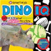 Dino Iq: Follow A Trail Of Fossils And Footprints To A Time When Dinosaurs Ruled The Earth