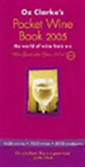 Pocket Wine Book 2005