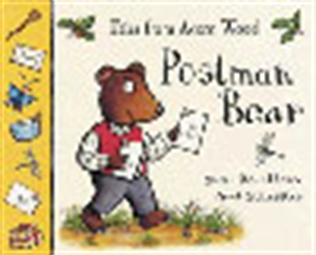 Postman Bear: Tales From Acorn Wood