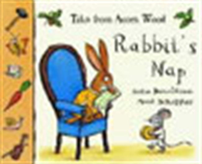 Rabbit`s Nap: Tales From Acorn Wood