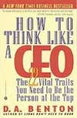 How To Make Think Like Ceo