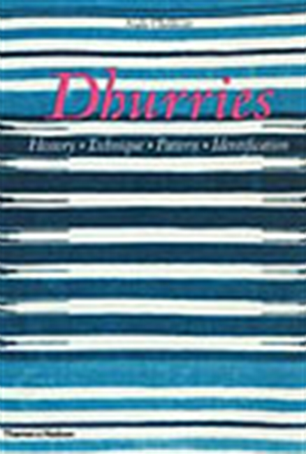Dhurries: History, Technique, Pattern & Identification