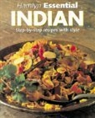Essential Indian Step-By-Step Recipes With Style