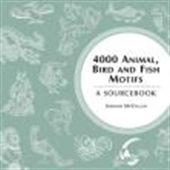 4000 Animal, Bird & Fish Motifs