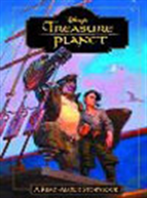 Disney`s Treasure Planet