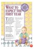 What To Expect The First Year Second Edition