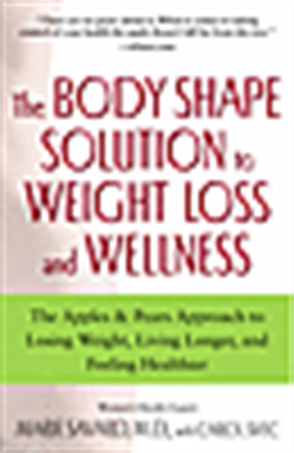 The Body Shape Solution To Weight Loss And Welliness
