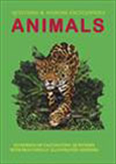 Questions & Answers Encyclopedia Animals