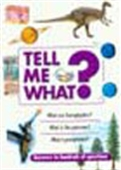Answers To Hundreds Of Questions: Tell Me What?