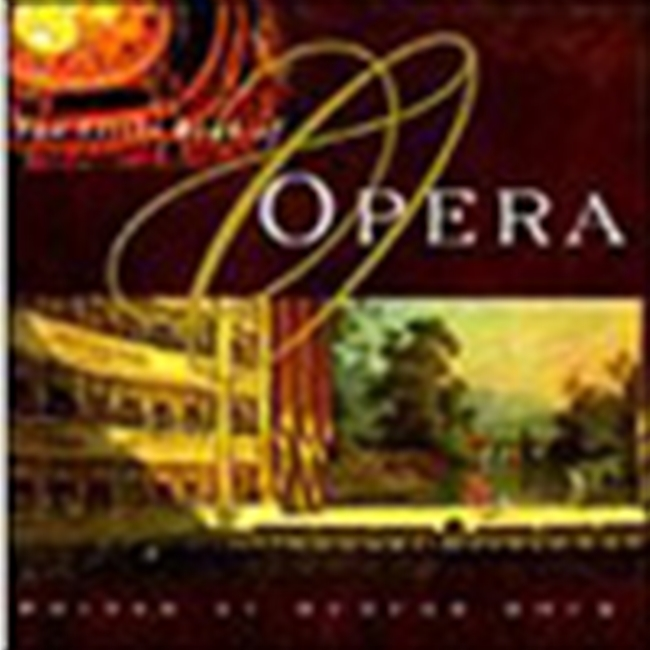 The Little Book Of Opera