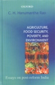 Agriculture, Food Security, Poverty, And Environment
