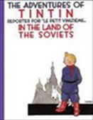The Adventure Of Titin: In The Land Of The Soviets