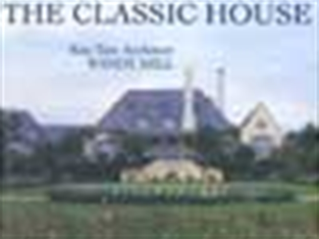 The Classical House Ken Tate Architect