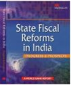State Fiscal Reforms In India:  Progress & Prospects