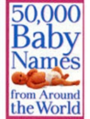 50,000 Baby Names From Around The World
