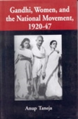 Gandhi, Women And The National Movement, 1920-47