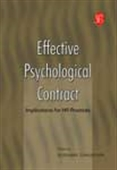 Effective Psychological Contract: Implications For Hr Practices