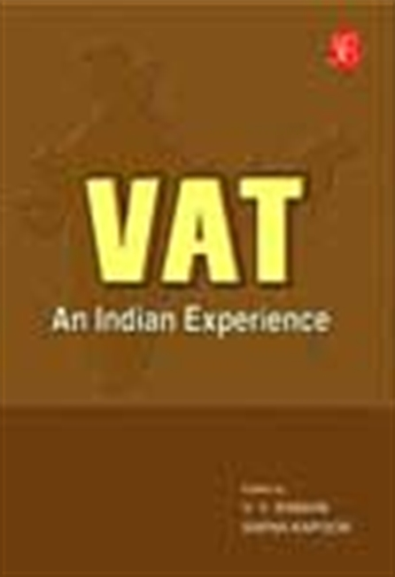 Vat-An Indian Experience