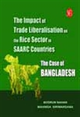 The Impact Of Trade Liberalisation On The Rice Sector In Saarc Countries: The Case Of Bangladesh