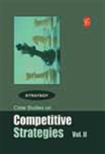 Competitive Strategies - Vol.Ii