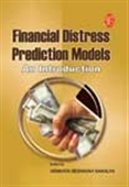 Financial Distress Prediction Models - An Introduction