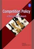 Competition Policy : A Multilateral Approach