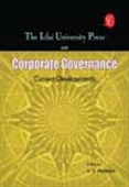 Icfai University Press On Corporate Governance - Current Developments