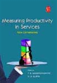 Measuring Productivity In Services - New Dimensions