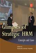 Glimpses Of Strategic Hrm - Concepts And Cases