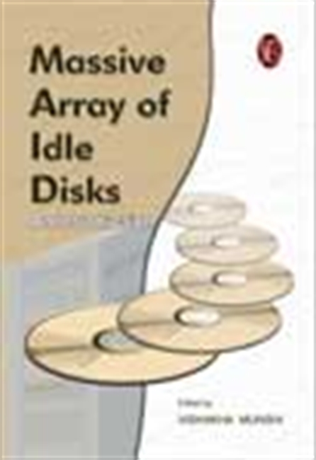Massive Array Of Idle Disks - An Introduction