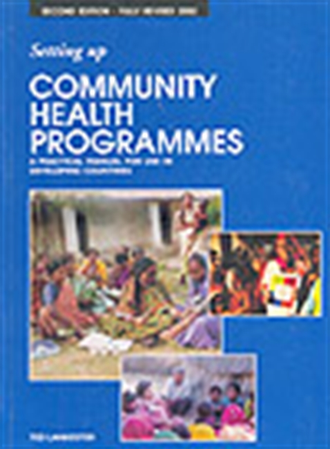 Setting Up Community Health Programmes