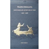 Trans Himalaya : Discoveries And Adventures in Tibet (3vol set)