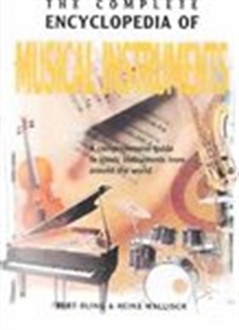 The Complete Encyclopedi Of Musical Instruments