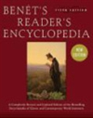 Benet`s Reader`s Encyclopedia