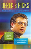 Derek`s Picks - The Best Quizzes Of Derek O`brien