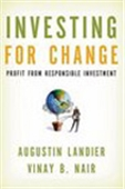 Investing For Change:Profit From Responsible Investment
