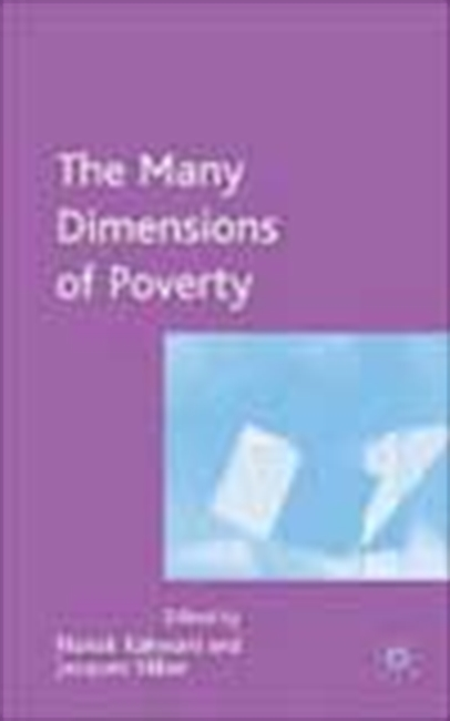 The Many Dimensions Of Poverty