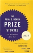 The Pen/O Henry Prize Stories 2010