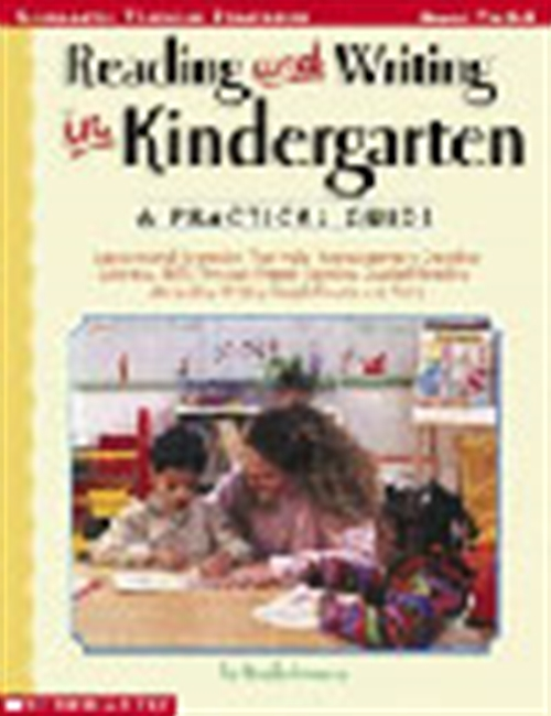 Reading And Writing In Kindergarten