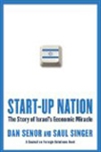 Start-Up Nation: The Story Of Israel`s Economic Miracle