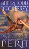 Dragon`s Fire - A New Adventure Of Pern