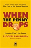 When The Penny Drops: Learning What`s Not Taught