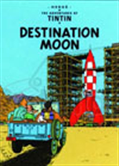 The Adventures Of Tintin: Destination Moon