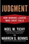 Judgment - How Winning Leaders Make Great Calls