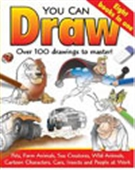 You Can Draw: Over 100 Drawings To Master!