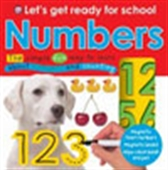 Numbers Activity Pack: Let`s Get Ready For School
