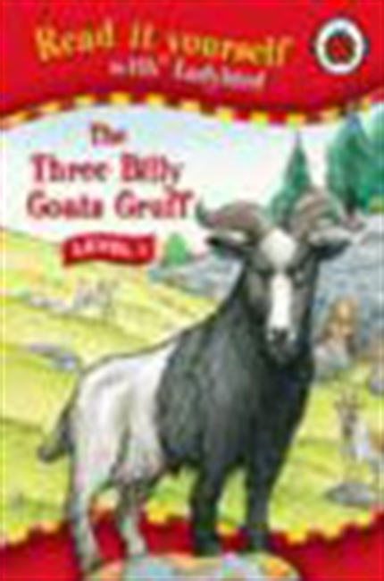 Read It Yourself: The Three Billy Goats Gruff (Level 1)