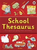 School Thesaurus: First Reference For Young Readers And Writers